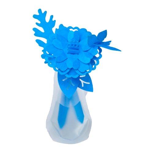 積水樹脂 自然気化式ECO加湿器 うるおい いちりん トリ ブルー ULI-TR-BL