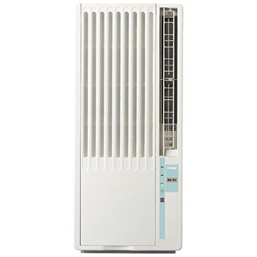 ハイアール 窓用エアコン(冷房専用・おもに4~6畳用 ホワイト)Haier JA-16N(W)