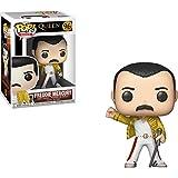 Pop Queen Freddie Mercury Jacket Vinyl Figure