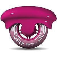 MEDI ROLLER (メディローラー) 巾着付き 点で押すセルフローラー (ピンク)