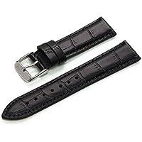 MORELLATO[モレラート] カーフアリゲーター型押時計バンド MODIGLIANI モディリアーニ 20mm ブラック 交換用工具付き [正規輸入品] X4807B95019020M