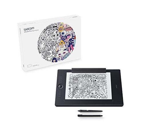 ワコム Wacom Intuos Pro Paper Edition Lサイズ A4対応 ペンタブレット ペーパーエディション ペン入力 Wacom Pro Pen 2 付属 PTH-860/K1の詳細を見る