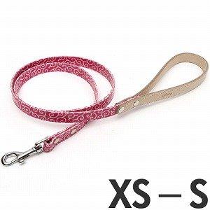 コロコ (coloco) リード/カラクサ ピンク XS~S用