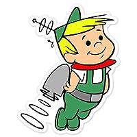 "Jetsons Elroy Vynil車ステッカーデカール–選択サイズ Regular: 5"" c-jetsons2 5"""