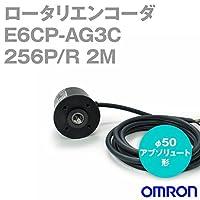 オムロン(OMRON) E6CP-AG3C 256P/R 2M ロータリエンコーダ アブソリュート形(50φ) NN