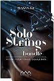【国内正規品】Audio Modeling SWAM Solo Strings Bundle ダウンロード版 (簡易パッケージ)
