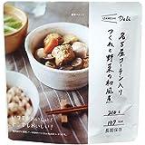 保存食品 『IZAMESHI Deli(イザメシデリ) 名古屋コーチン入り つくねと野菜のやわらか煮』