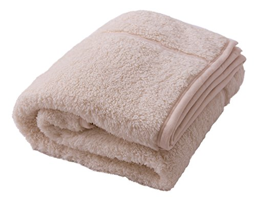 Heat Warm ( ヒートウォーム ) 毛布 発熱 あったか2枚合わせ シングル アイボリー 40220108