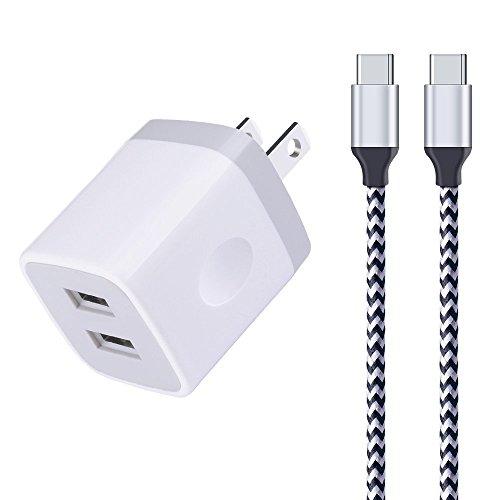 Type cケーブル ACアダプター USB電源アダプタ t...
