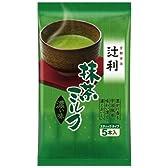 辻利 抹茶ミルク濃い味 5P