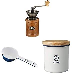 カリタ コーヒーミル 手挽き KH-3+メジャ...の関連商品3