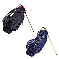 日用品 メンズゴルフセット クラブ9本+キャディバッグ AZ-MSET01・ブラック