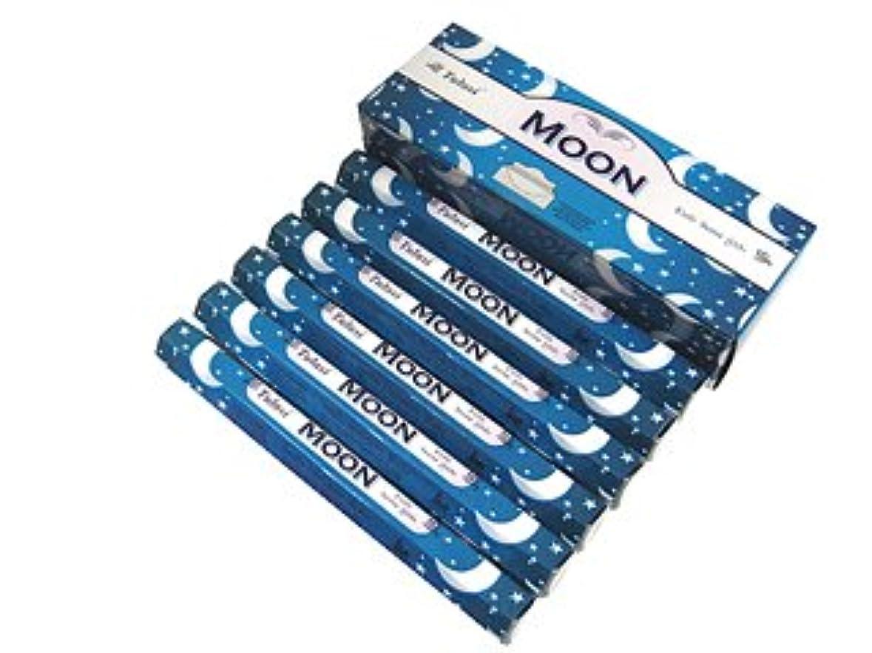 アカデミー膨らませるかもめTULASI(トゥラシ) ムーン香 スティック MOON 6箱セット