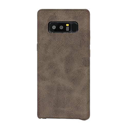 Samsung Galaxy S10用ケース TONVER 革 レザー レトロスタイル 衝撃吸収 ソフト スマホ 専用保護カバー