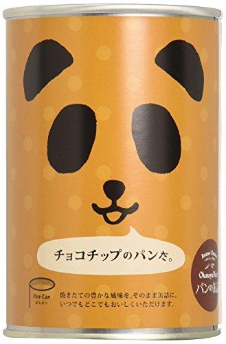 フェイス パンの缶詰 チョコチップX24個 製造より3年保存 備蓄用保存パン