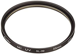 Kenko UVレンズフィルター MC UV 55mm 紫外線吸収用 155028