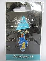 Disney Store 100th ディズニーストア ドナルドダック ドナルド ピンバッジ 限定 ディズニー ピンズ