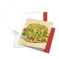 ppc4945MarvelousゼラチンMoldsグリーティングカードと封筒で、さまざまなサイズをとスタイル