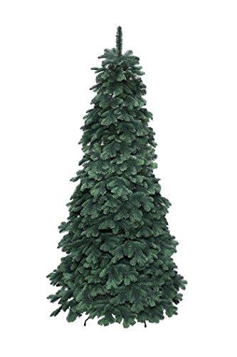 クリスマスツリー 180cm ヨーロピアンブルースプルースツリースリム
