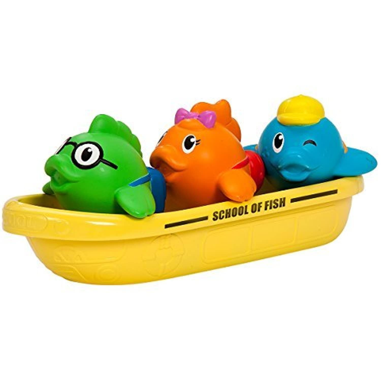 Munchkin Bath Toy, School of Fish by Munchkin [並行輸入品]