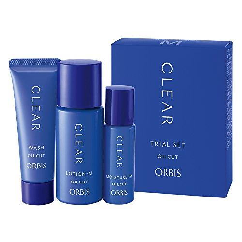 オルビス(ORBIS) クリアシリーズ 薬用ニキビ対策スキンケア 3週間体験セット(医薬部外品)