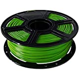 1.75mm Green Flashforge PLA Filament 600g Roll