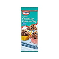 [Dr. Oetker] Dr。 10のミルク150グラムパックをカバーOetker Scotblocのチョコレートのようケーキ - Dr. Oetker Scotbloc Chocolatey Cake Covering Milk 150g Pack of 10 [並行輸入品]