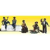 ■【KATO/カトー】(00202138)ウッドランド ホウボー(無銭旅行者) レイアウト用品 鉄道模型 外国製 Nゲージ