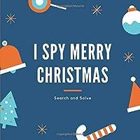 I Spy Merry Christmas: Ho ho ho! festive with ( I Spy Merry Christmas)While waiting for St. Nick, kids can have some jolly fun.