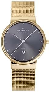 [スカーゲン]SKAGEN 腕時計 basic steel mens J355LGGM1 ケース幅: 34mm 日本限定カラー メンズ [正規輸入品]