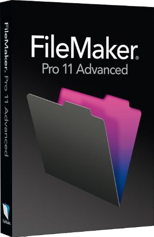 つぼみ整然とした代数的日本語対応 FileMaker Pro 11 Advanced 輸入版
