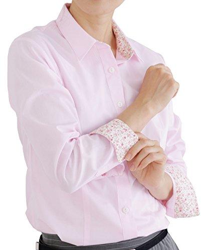 BS-shirt(ビジネスマンサポートシャツ) 長袖ブラウス レディース b2-102