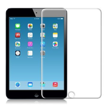 JEDirect iPad Mini 4 用液晶保護ガラスフィルム