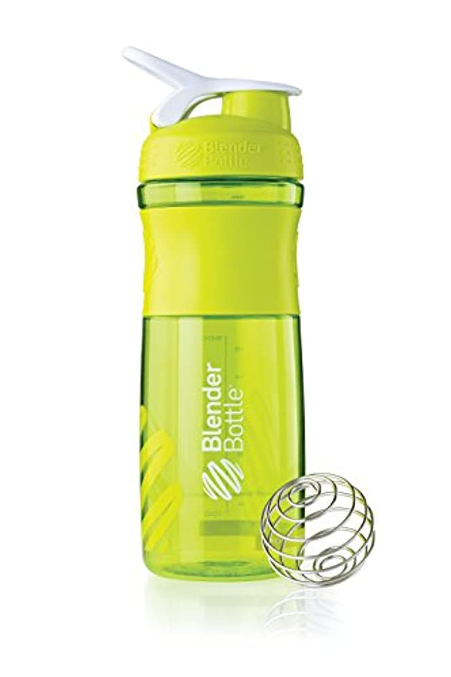 女優標準バリアBlender Bottle(ブレンダーボトル) 【日本正規品】Blender Bottle SportsMixer 28オンス(800ml) BBSM28 GR