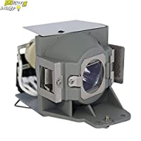 Brighter Lamp 5J.J6E05.001 プロジェクターランプ【ハウジング付き/高輝度/長寿命】forベンキュー・Benq MX662 交換用