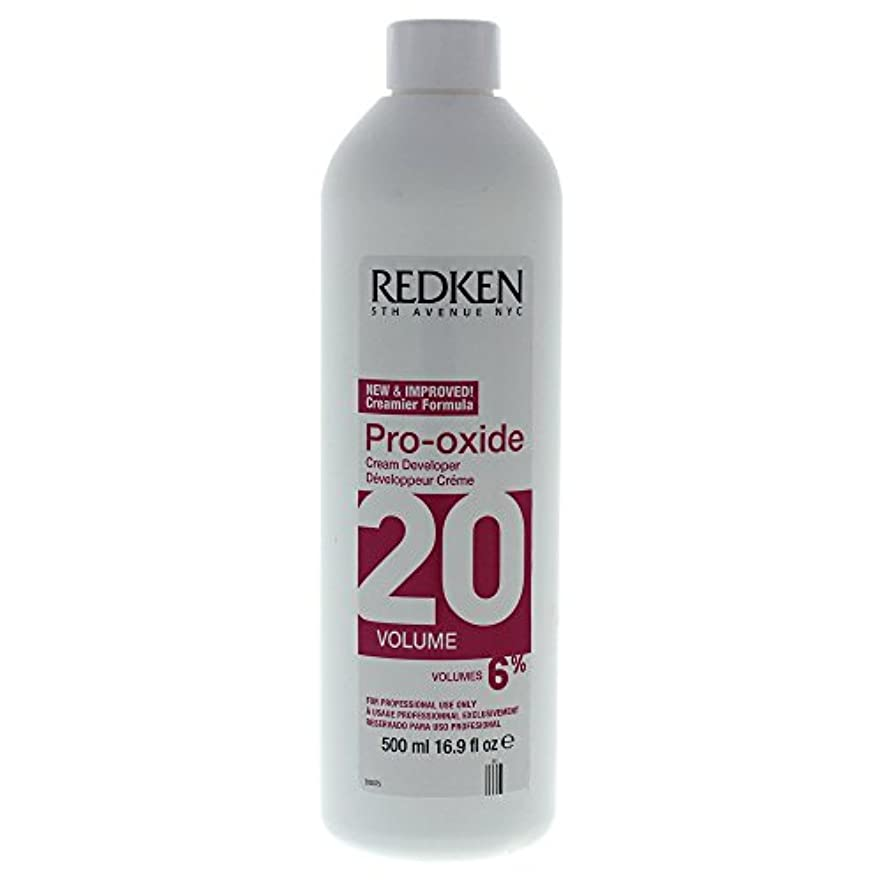 中級壊滅的なレインコートPro-Oxide Cream Developer 20 Volume