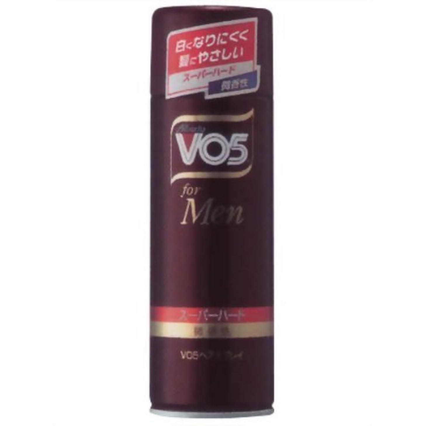 口実暴君離婚VO5 for MEN ヘアスプレイ スーパーハード微香性 260g