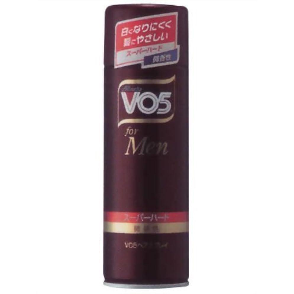 冬のスコア青VO5 for MEN ヘアスプレイ スーパーハード微香性 260g