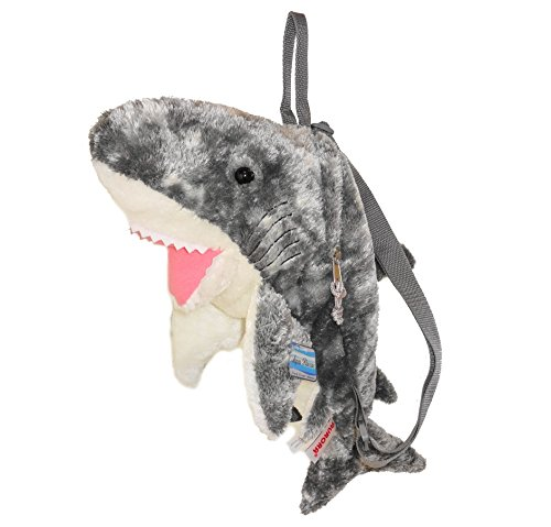 オーロラ ワールド ぬいぐるみ バックパック サメ...