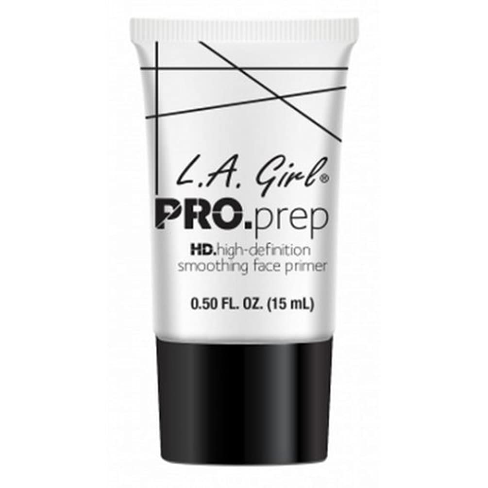 農学しゃがむ手術(3 Pack) L.A. GIRL Pro Smoothing Face Primer - Cream (並行輸入品)
