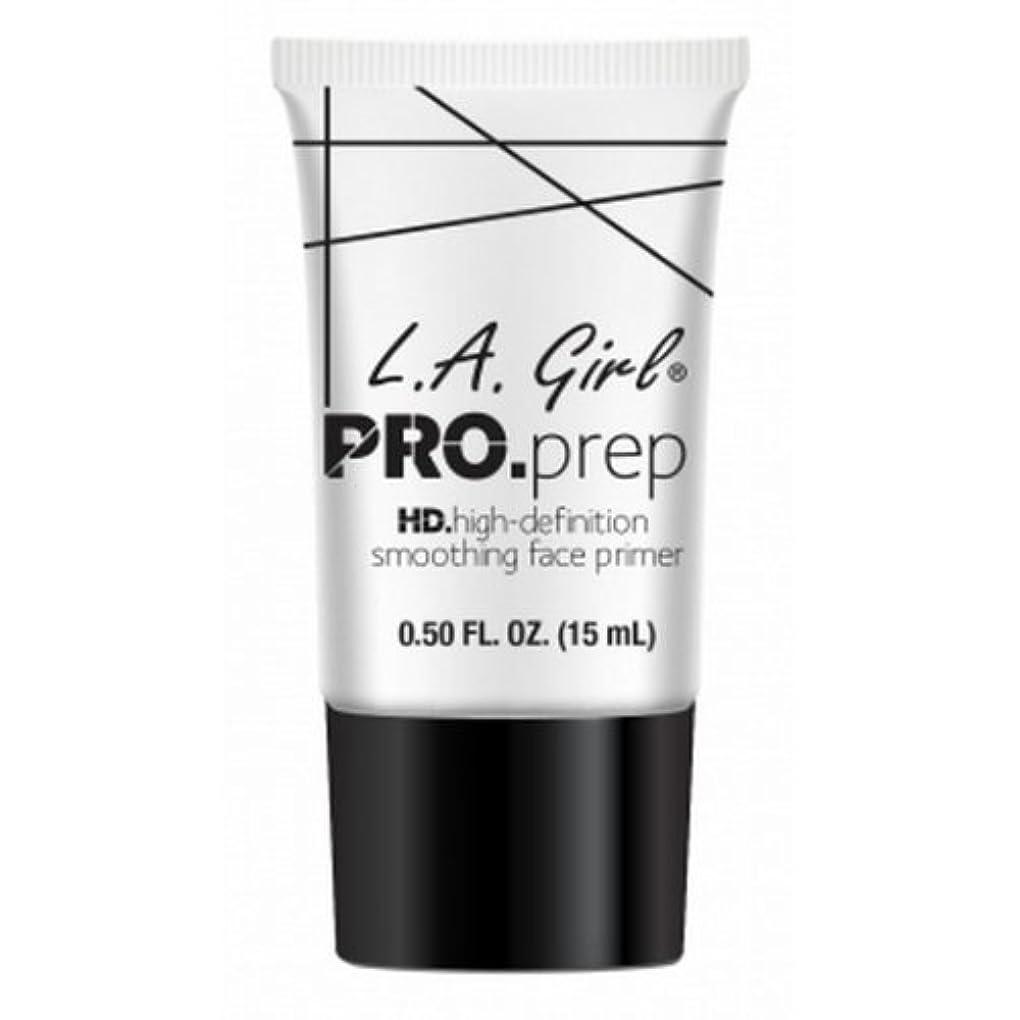 シルクコーデリア引っ張るL.A. GIRL Pro Smoothing Face Primer - Cream (並行輸入品)