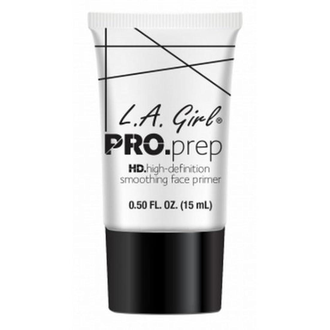 L.A. GIRL Pro Smoothing Face Primer - Cream (並行輸入品)