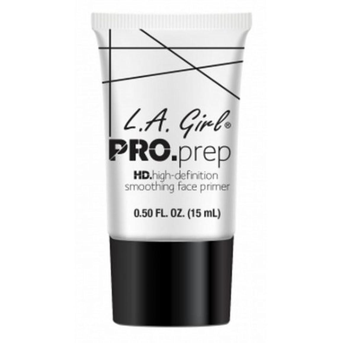 少数調査疑問を超えて(3 Pack) L.A. GIRL Pro Smoothing Face Primer - Cream (並行輸入品)