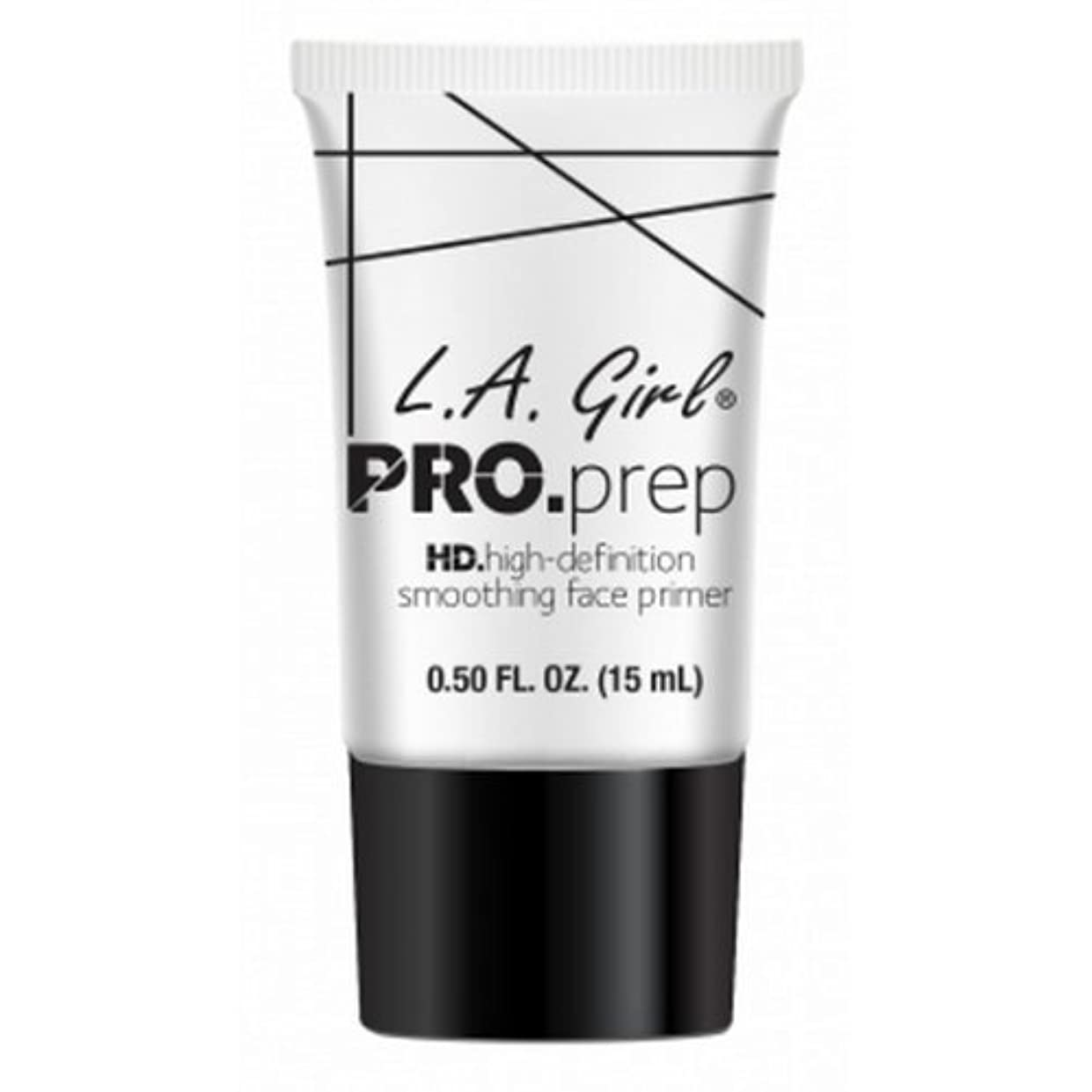 (6 Pack) L.A. GIRL Pro Smoothing Face Primer - Cream (並行輸入品)