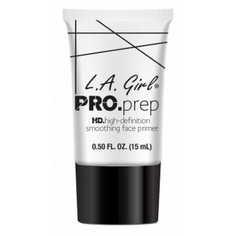 比類なきブラスト要塞L.A. GIRL Pro Smoothing Face Primer - Cream (並行輸入品)
