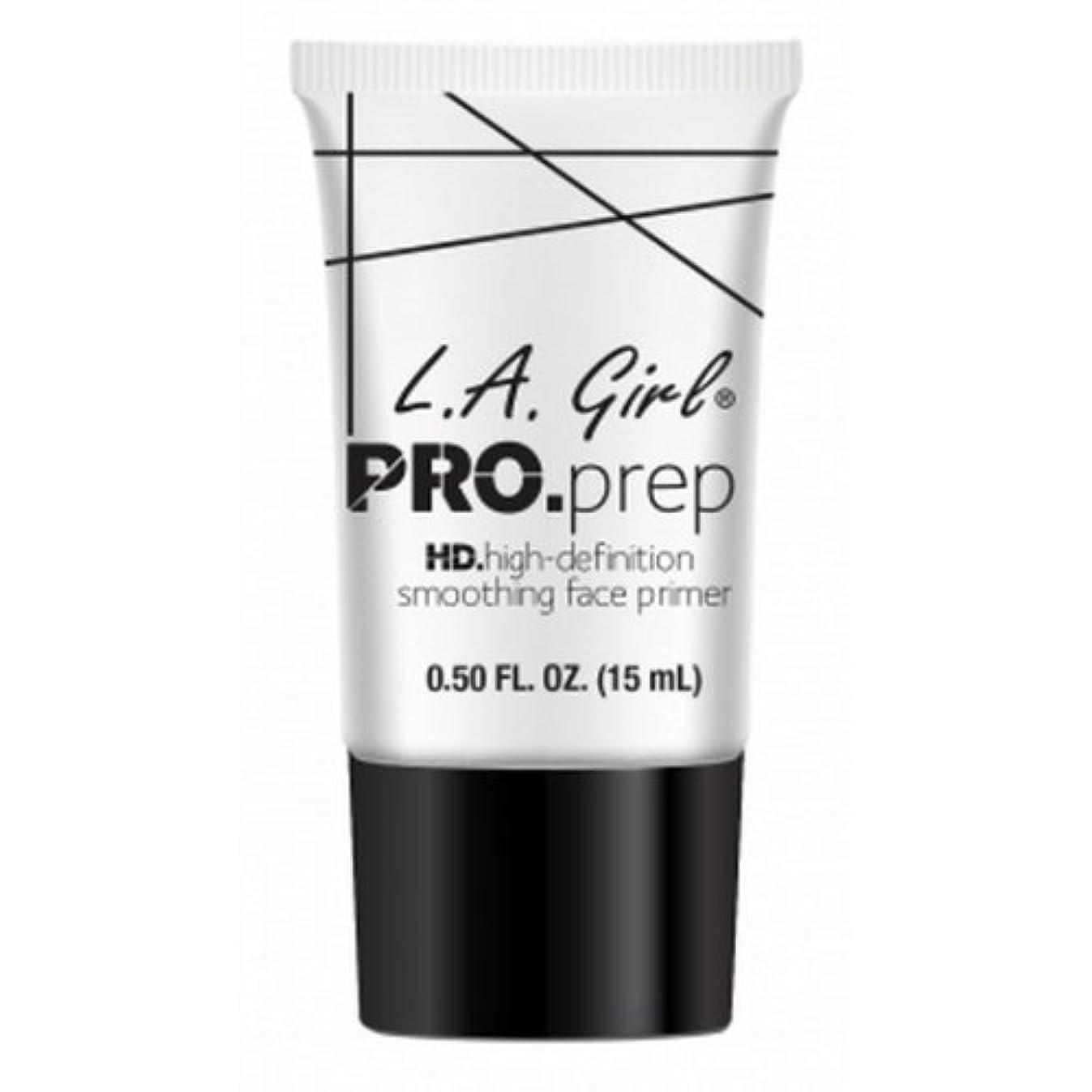 潜むふつう寛容(6 Pack) L.A. GIRL Pro Smoothing Face Primer - Cream (並行輸入品)