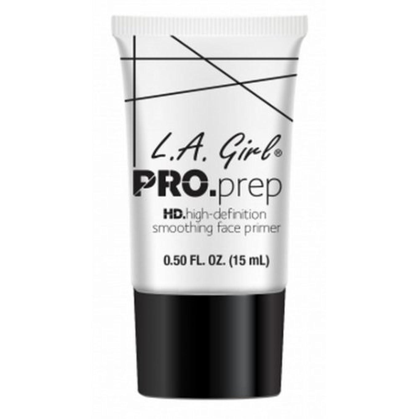 彼事件、出来事六分儀(3 Pack) L.A. GIRL Pro Smoothing Face Primer - Cream (並行輸入品)