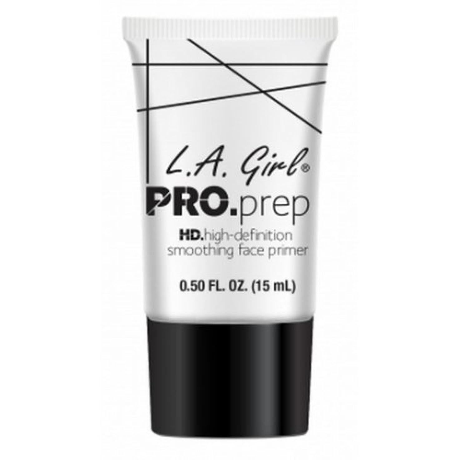 信仰ランクパン屋L.A. GIRL Pro Smoothing Face Primer - Cream (並行輸入品)