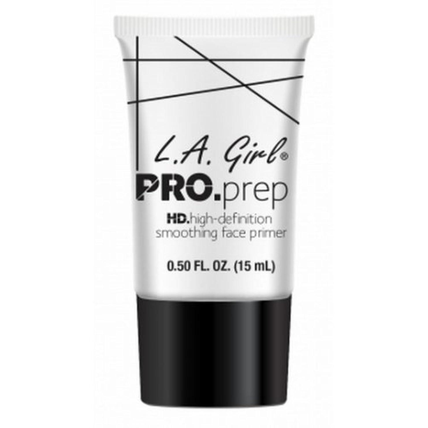 粘着性興奮する著作権L.A. GIRL Pro Smoothing Face Primer - Cream (並行輸入品)