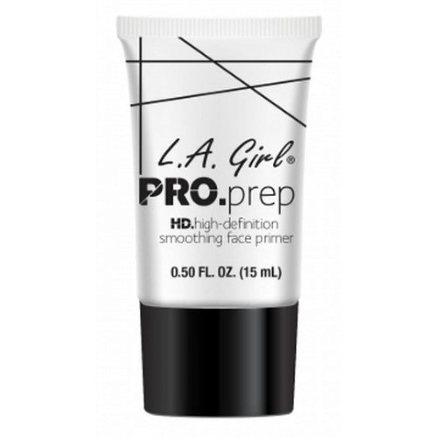 何もない転送飾り羽(6 Pack) L.A. GIRL Pro Smoothing Face Primer - Cream (並行輸入品)